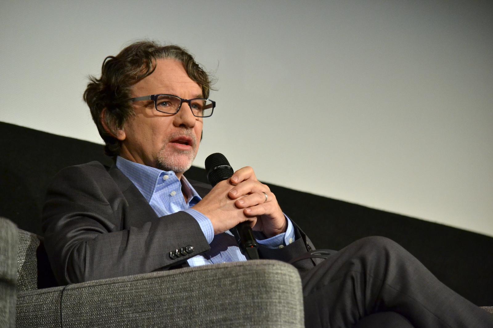 Roma Fiction Fest 2015: Frank Spotnitz durante la masterclass