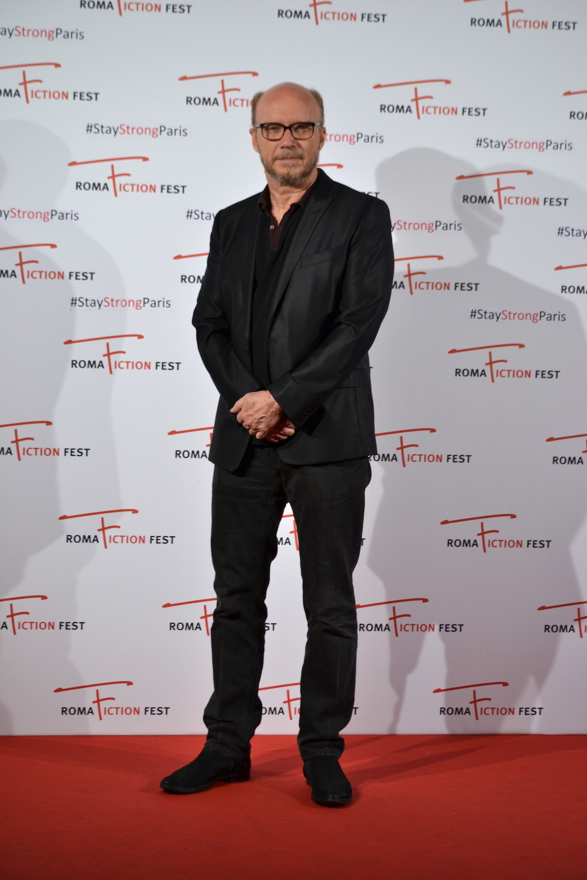 Roma Fiction Fest 2015: Paul Haggis in uno scatto al photocall prima della masterclass