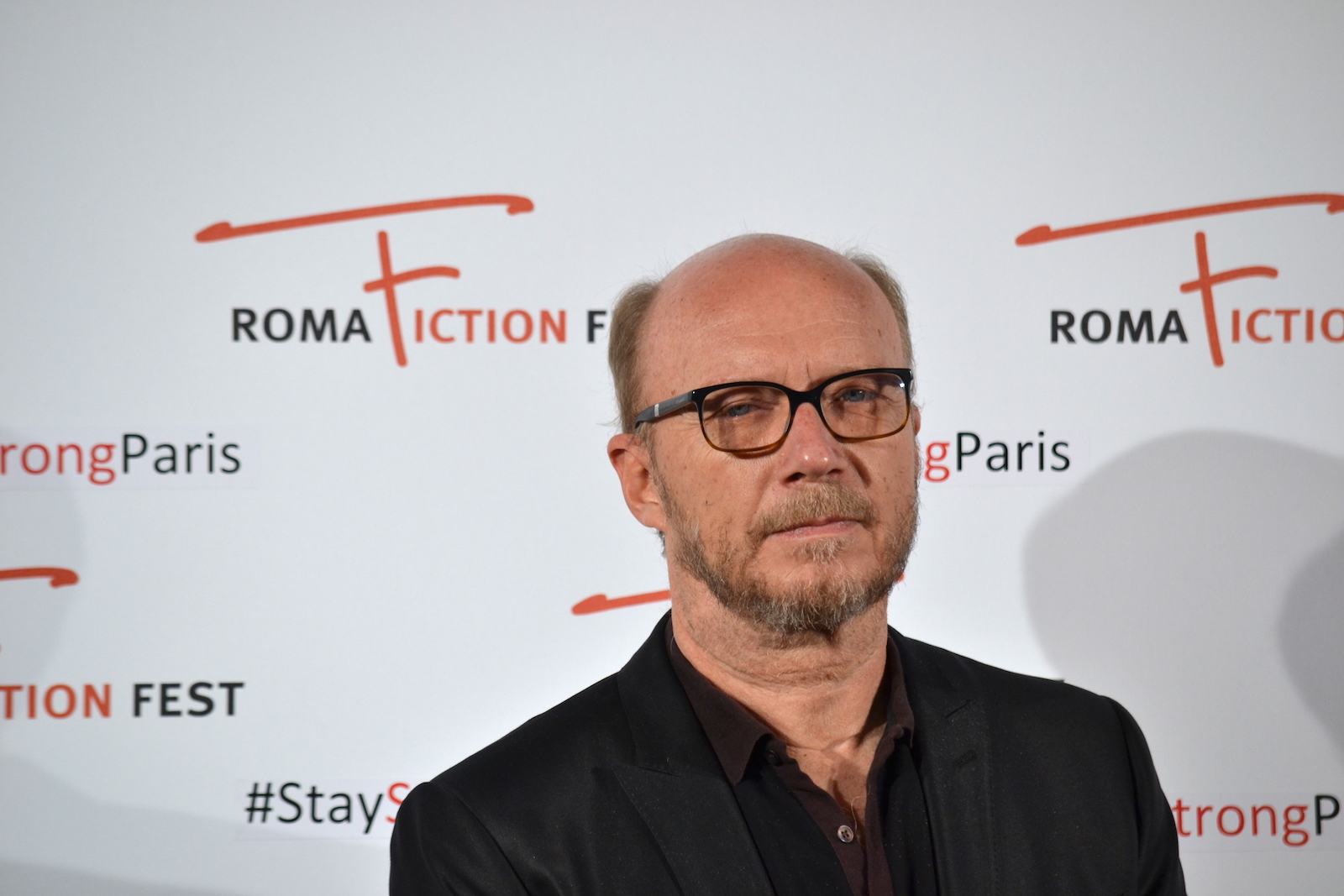Roma Fiction Fest 2015: Paul Haggis al photocall prima della Masterclass