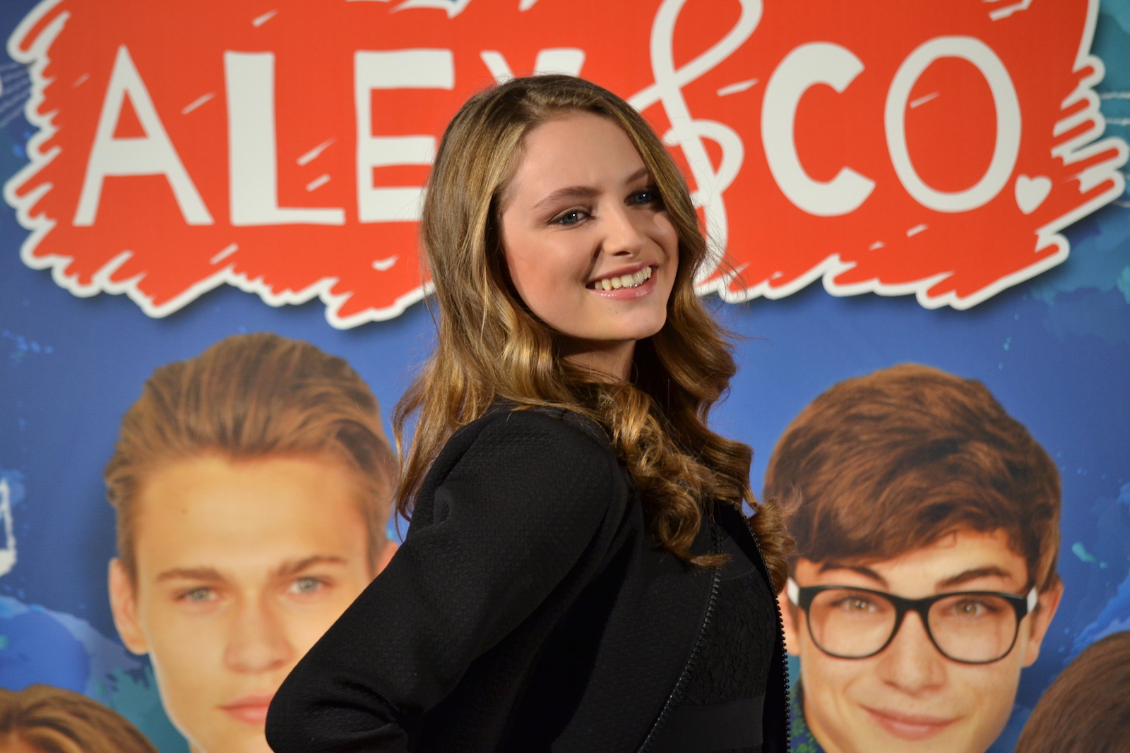 Roma Fiction Fest 2015: Beatrice Vendramin sul red carpet di Alex & Co