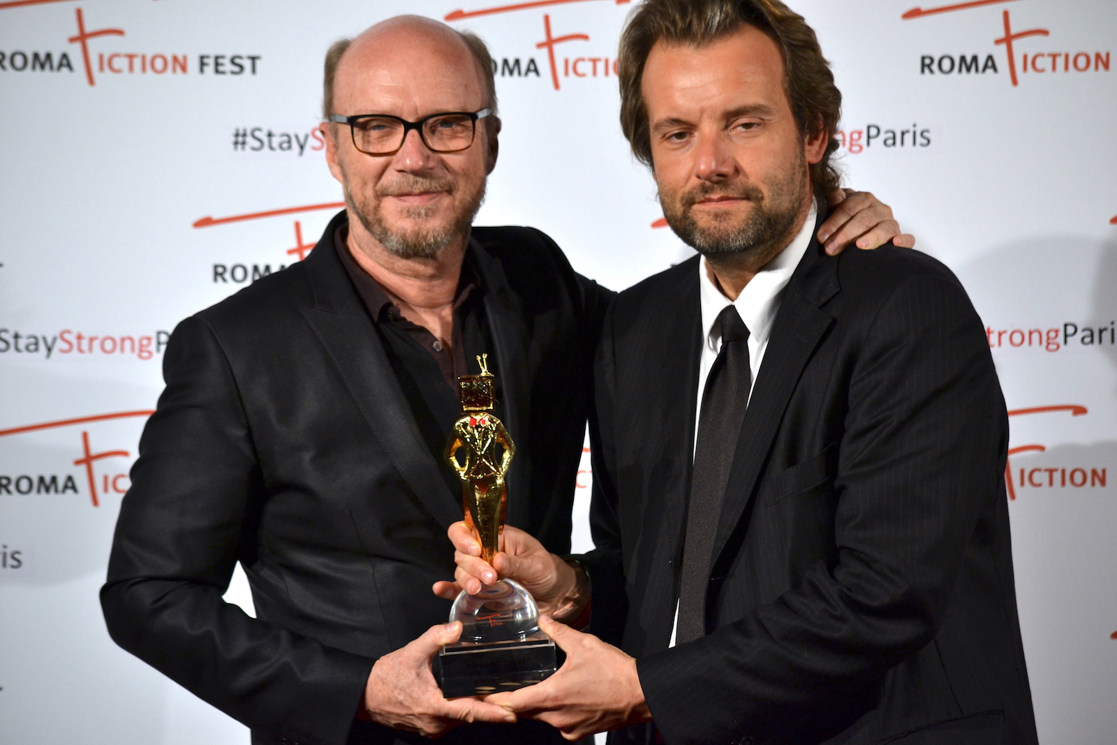 Roma Fiction Fest 2015: Paul Haggis ritira l'excellence award