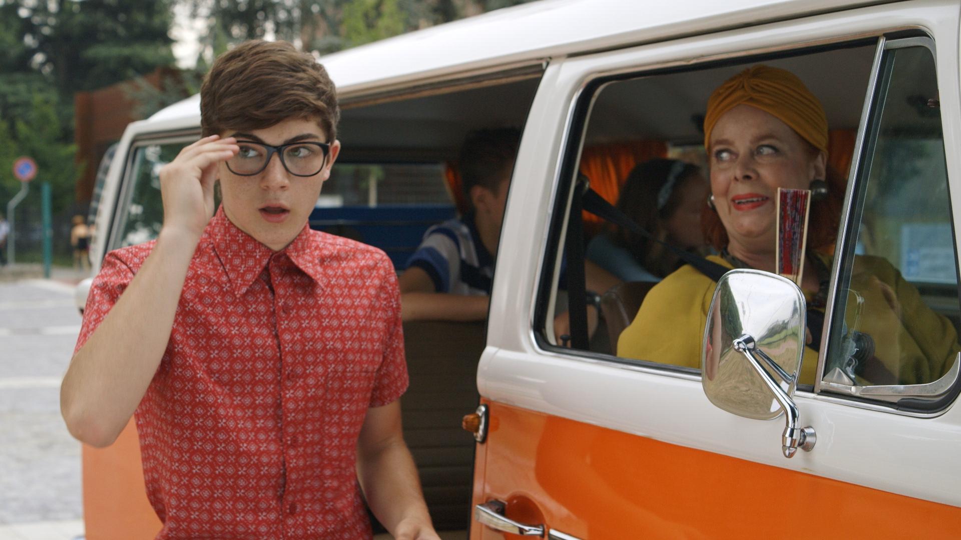 Alex & Co 2: Federico Russo nel primo episodio della nuova stagione