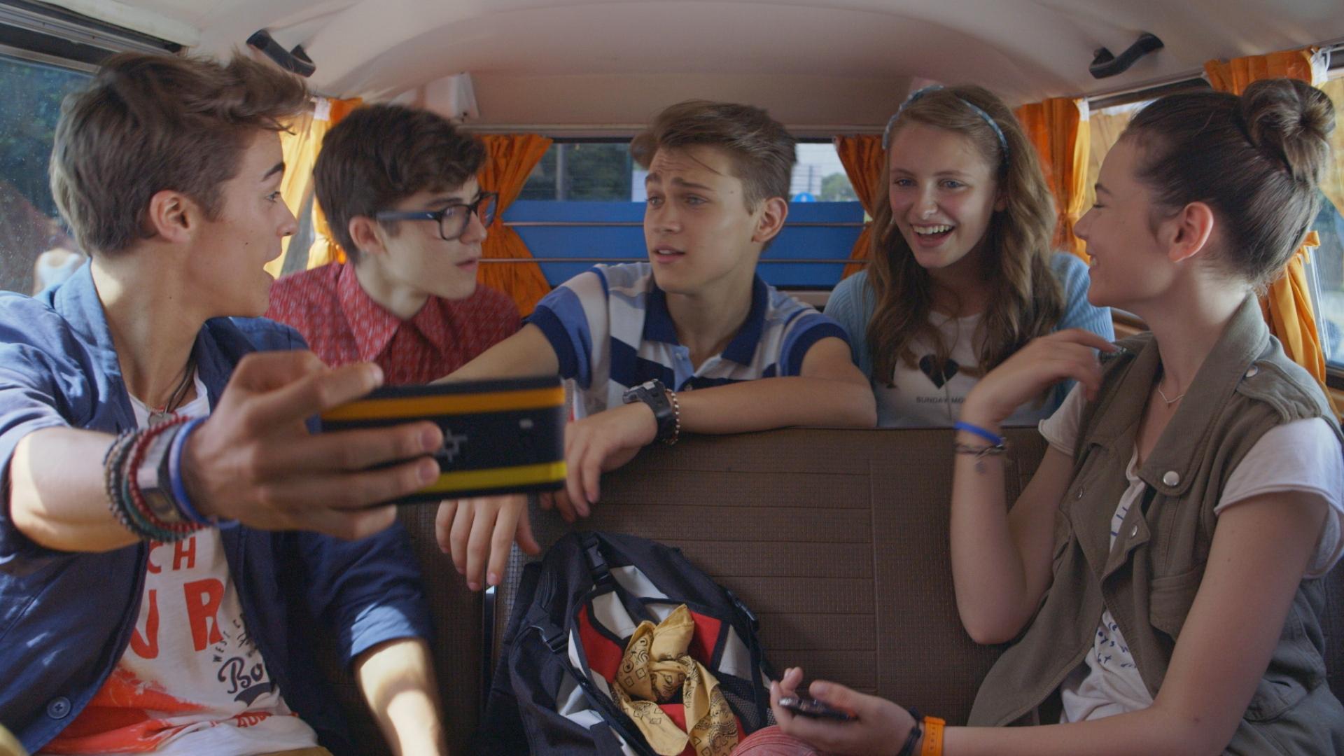 Alex & Co 2: una scena del primo episodio della nuova stagione