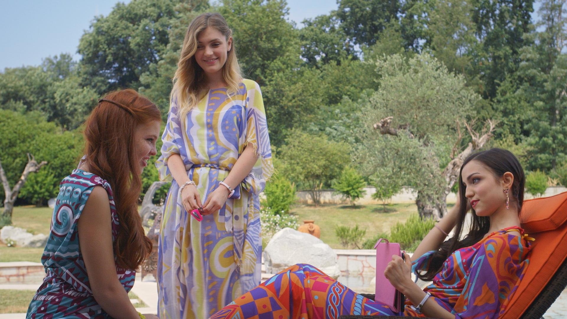 Alex & Co 2: una foto di scena del primo episodio della nuova stagione