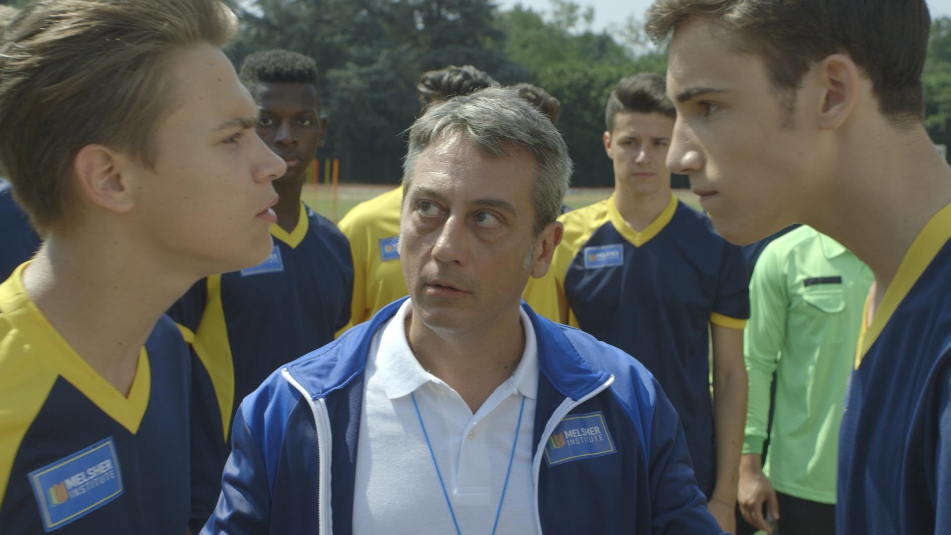 Alex & Co 2: Saul Nanni nel secondo episodio della nuova stagione