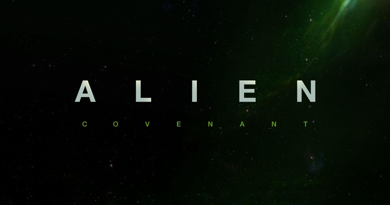 Alien: Covenant - Il logo ufficiale del film
