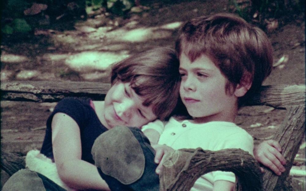 Bambini nel tempo: un'immagine tratta dal documentario