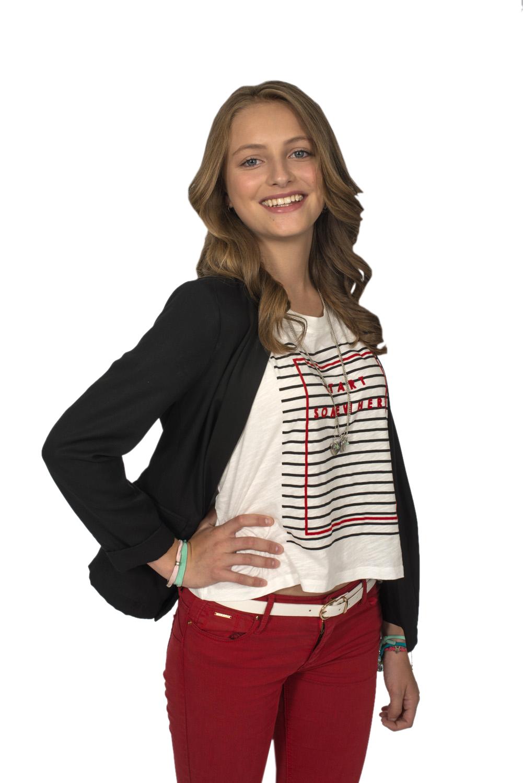 Alex & Co 2: Beatrice Vendramin in una foto promozionale della nuova stagione