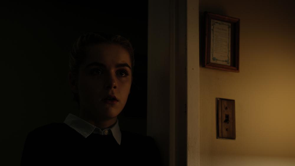 February: un momento del film