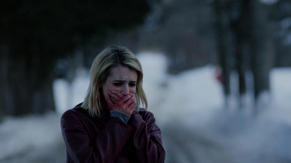 February: una scena del film