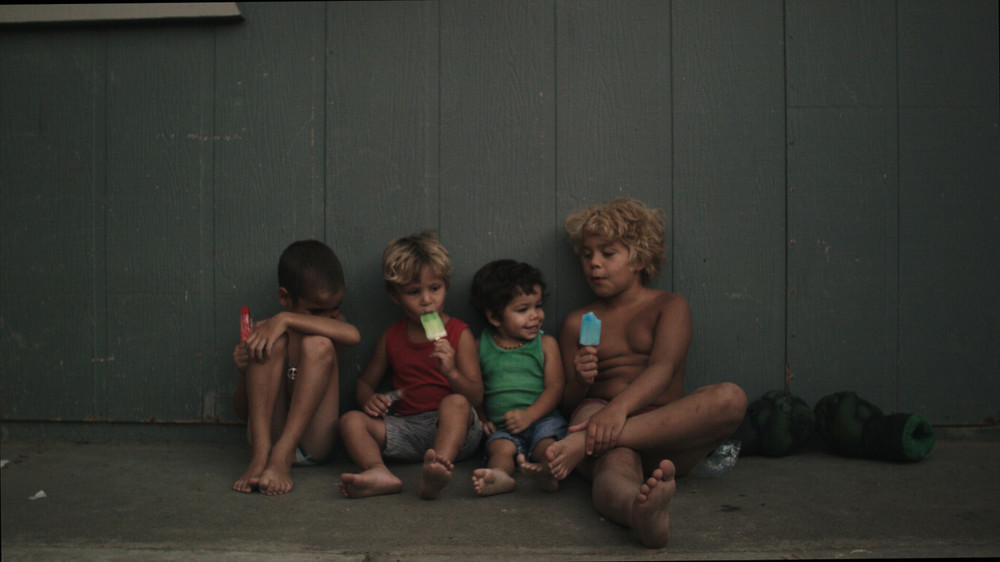 God Bless the Child: un'immagine del film