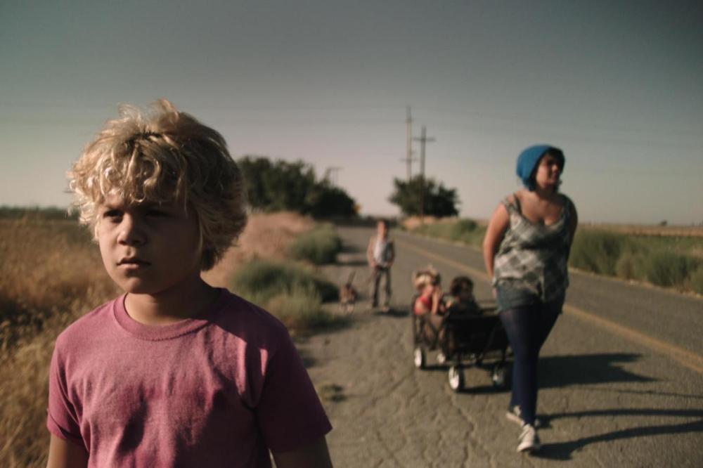 God Bless the Child: una scena tratta dal film