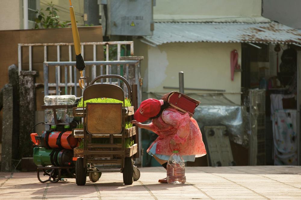 Hong Kong Trilogy: Preschooled Preoccupied Preposterous, un'immagine del documentario di Christopher Doyle