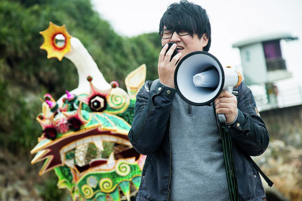 Hong Kong Trilogy: Preschooled Preoccupied Preposterous, un'immagine tratta dal documentario
