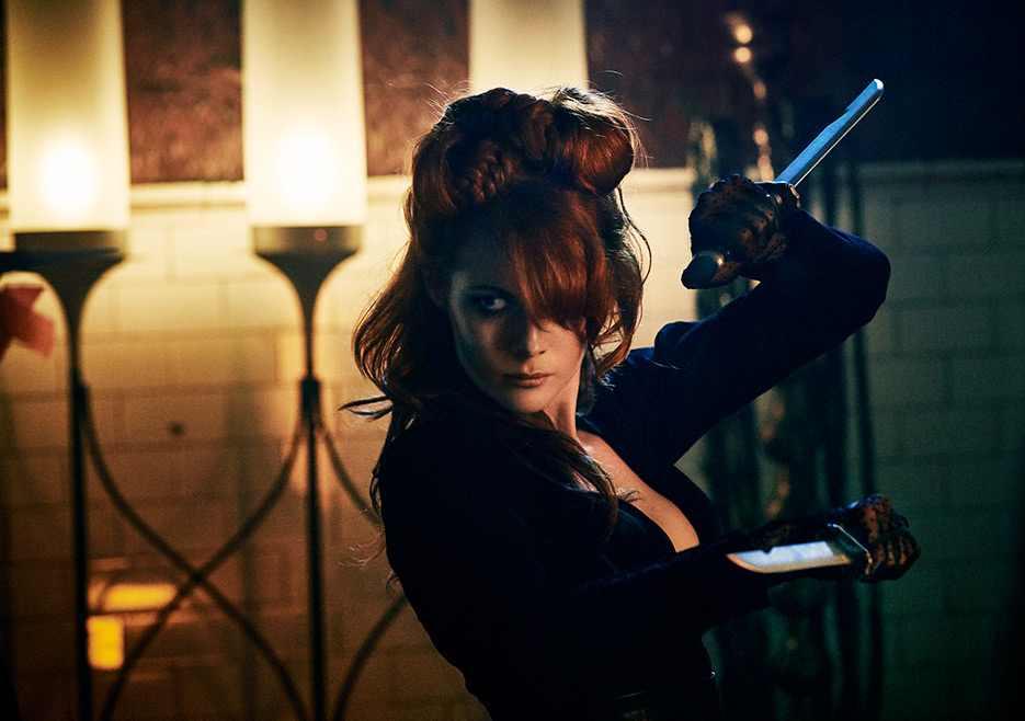 Into the Badlands: l'attrice Emily Beecham in una foto della serie