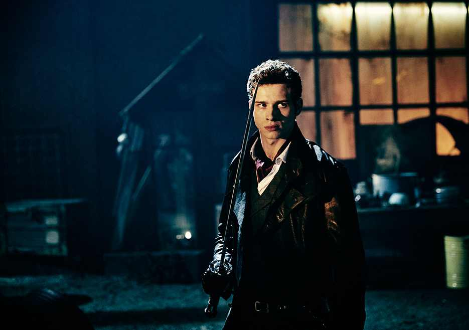 Into the Badlands: Aramis Knight in una scena della serie