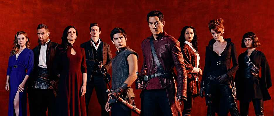 Into the Badlands: il cast della serie