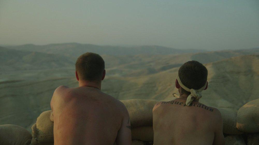 Kilo Two Bravo: un'immagine tratta dal film britannico