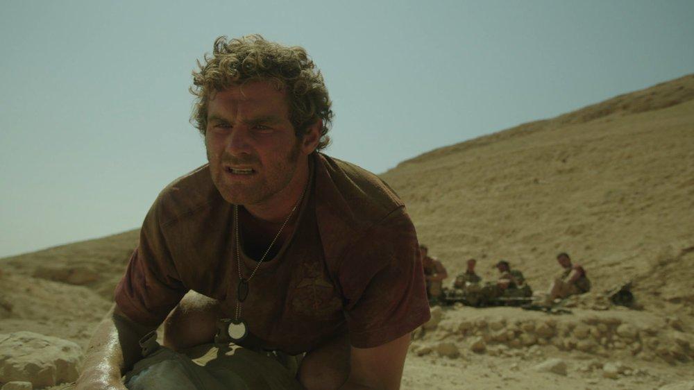 Kilo Two Bravo: un'immagine tratta dal film