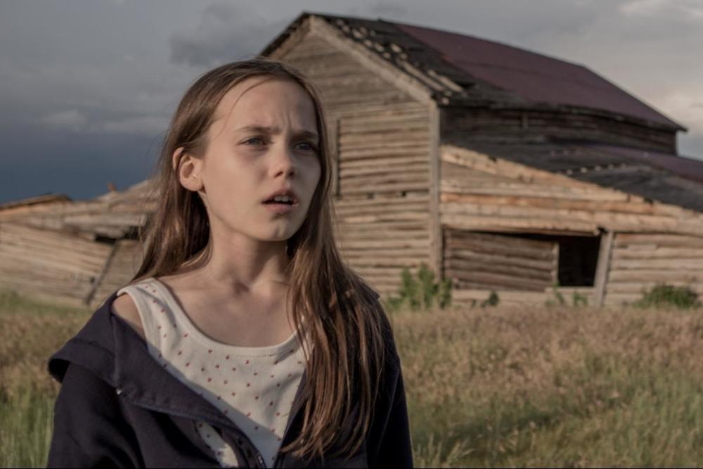 Lamb: Oona Laurence in un'immagine del film
