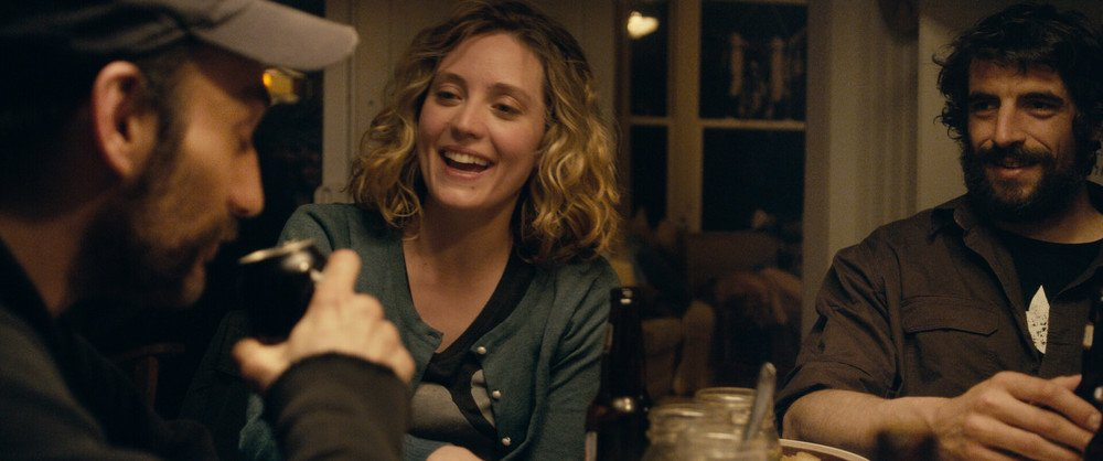 The Wolves: Evelyne Brochu in un'immagine tratta dal film