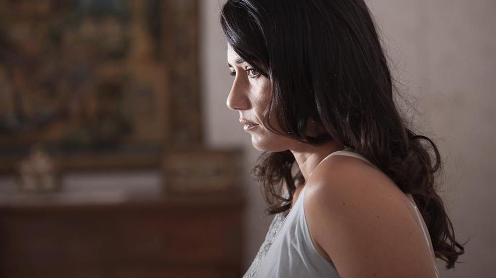 Lo scambio: Barbara Tabita in una scena del flim