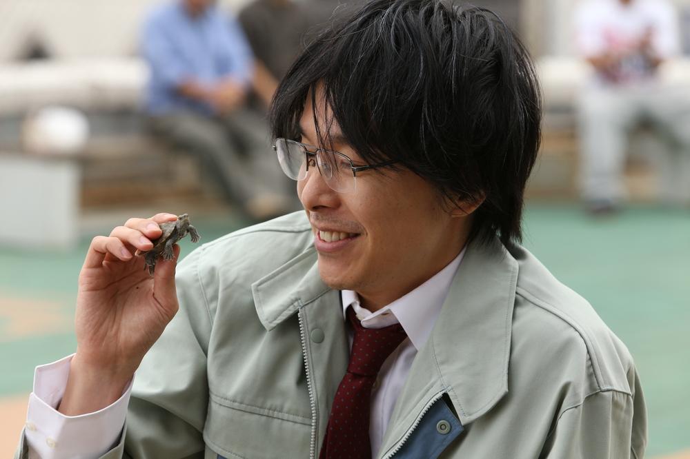 Love & Peace: Hiroki Hasegawa in una scena del film