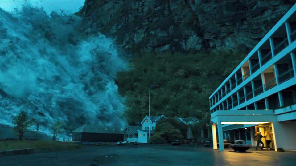The Wave: una scena del film diretto da Roar Uthaug