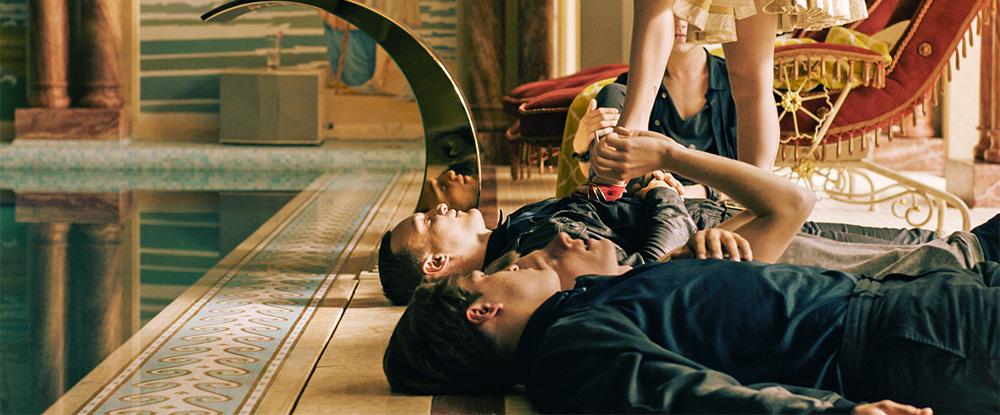 We Are Fine: un'immagine tratta dal film