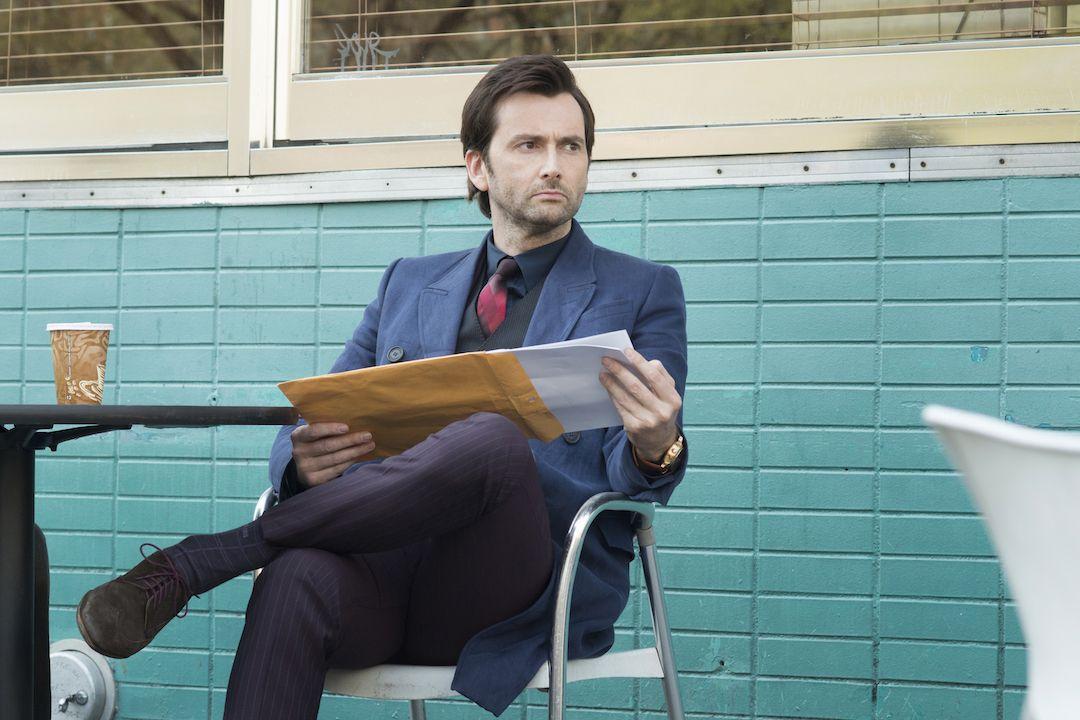 Jessica Jones: David Tennant interpreta Kilgrave nella serie di Netflix
