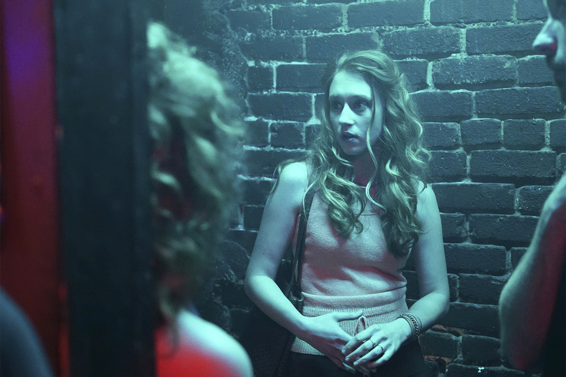 Wicked City: l'attrice Taissa Farmiga in una foto del pilot