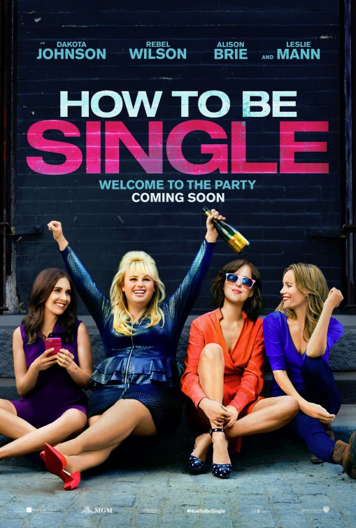 Locandina di How to Be Single