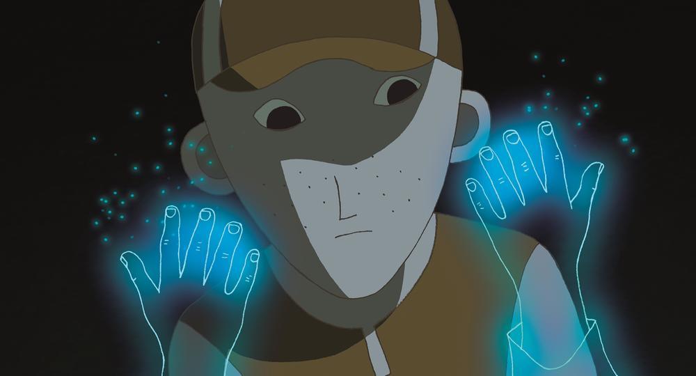 Phantom Boy: un momento del film animato