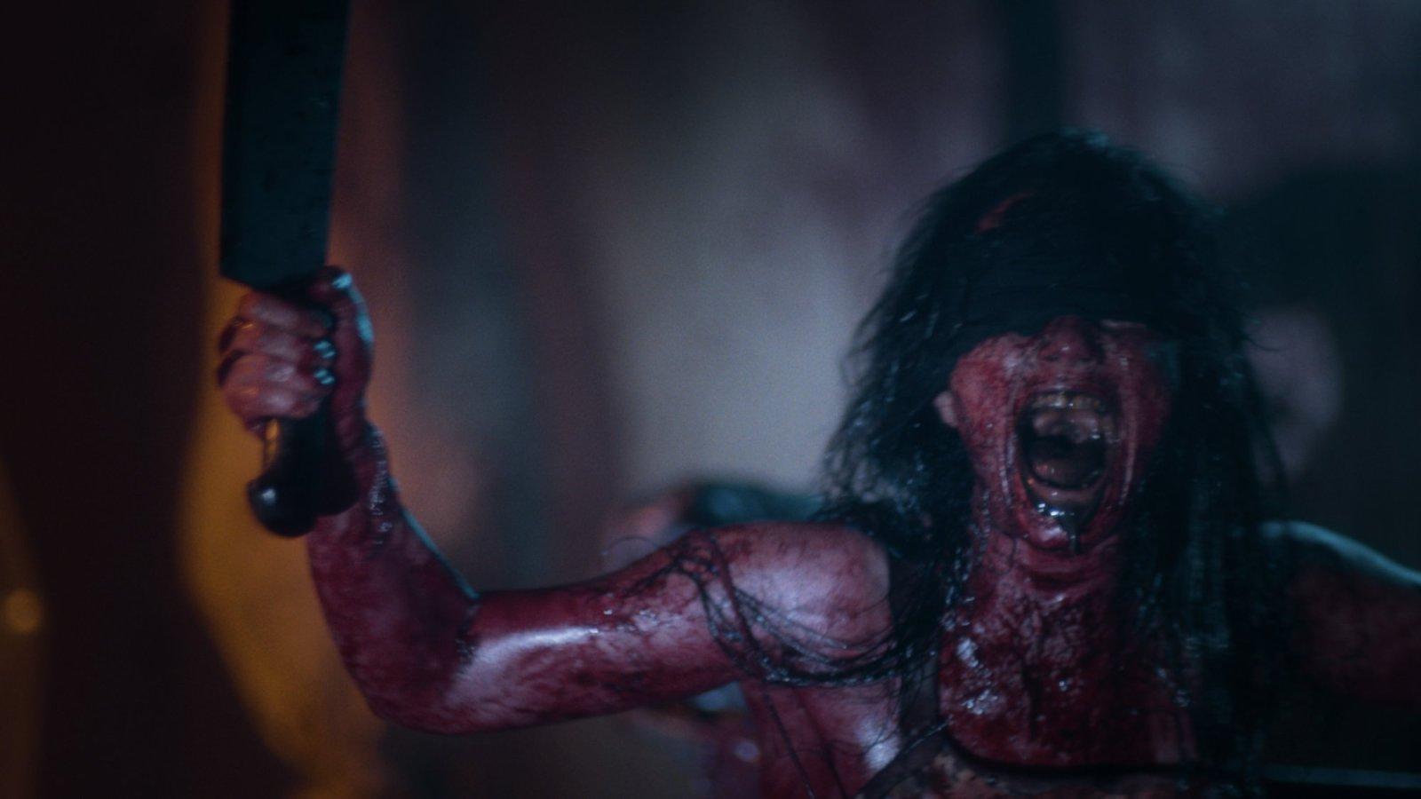 The Devil's Candy: una scena del film