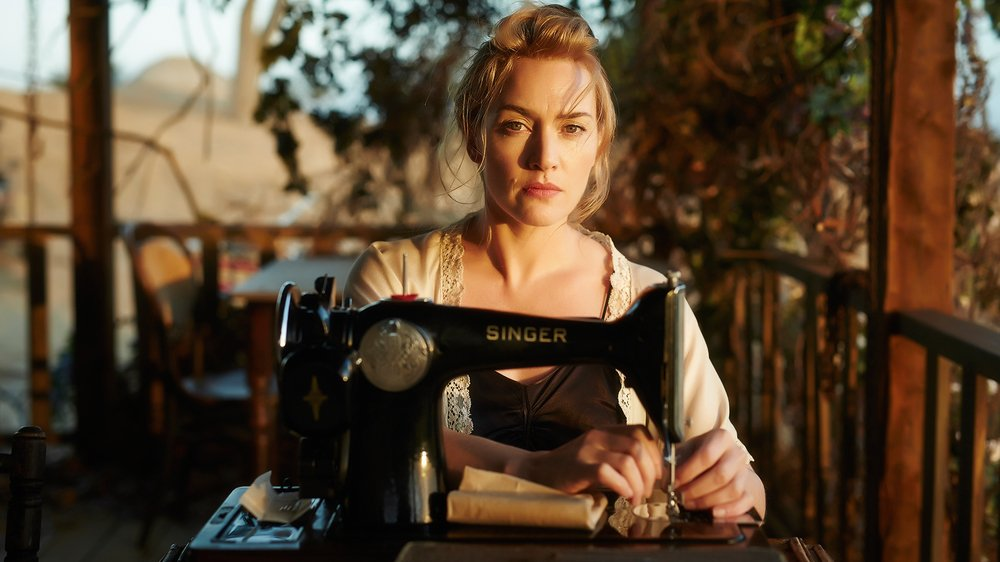 The Dressmaker: Kate Winslet in una bella immagine promozionale del film