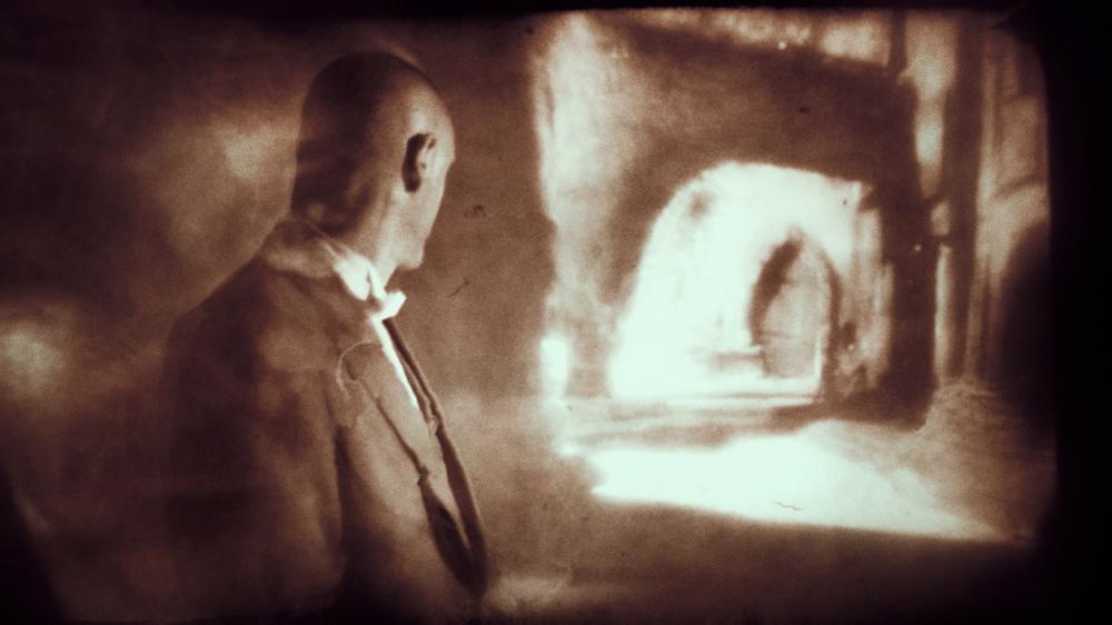 The Forbidden Room: Andreas Apergis in una scena del film