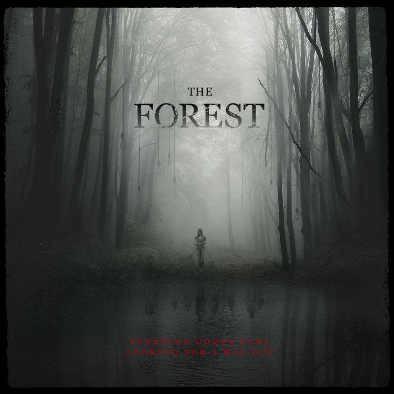 The Forest: una nuova locandina del film con protagonista Natalie Dormer