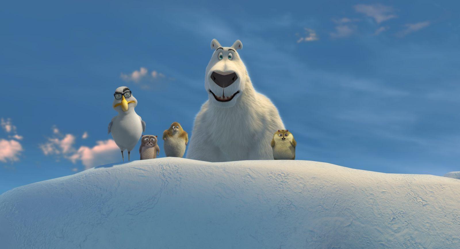 Il viaggio di Norm: un'immagine del film d'animazione