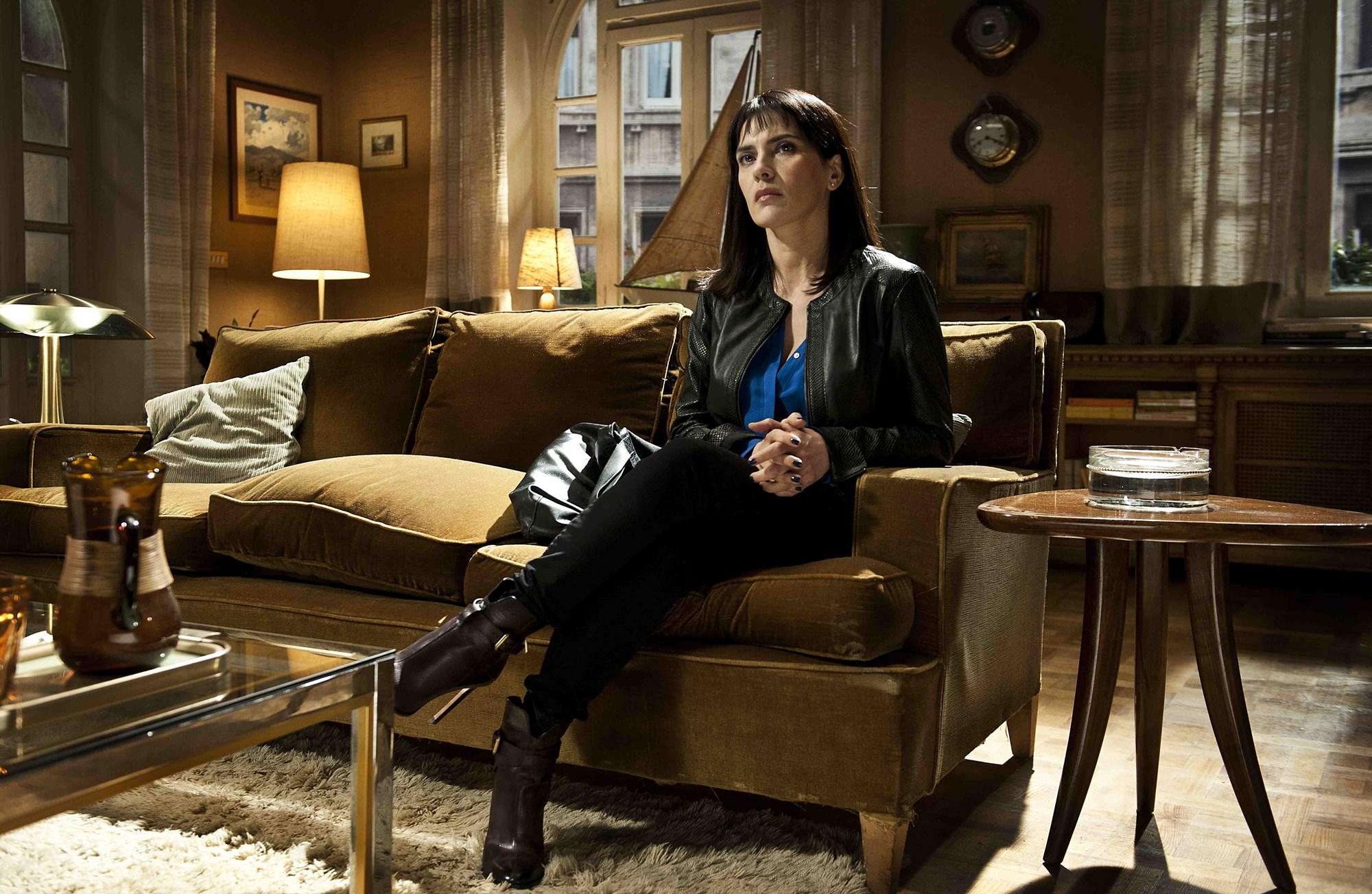 In Treatment: Maya Sansa in una foto della seconda stagione
