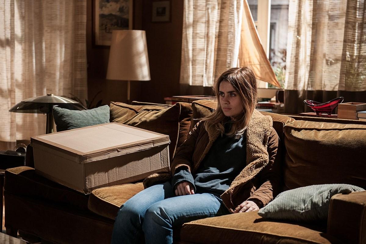 In Treatment: l'attrice Greta Scarano in una foto della seconda stagione