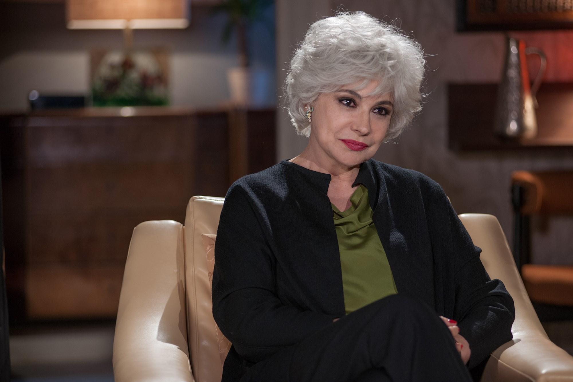 In Treatment: l'attrice Licia Maglietta in una foto della seconda stagione