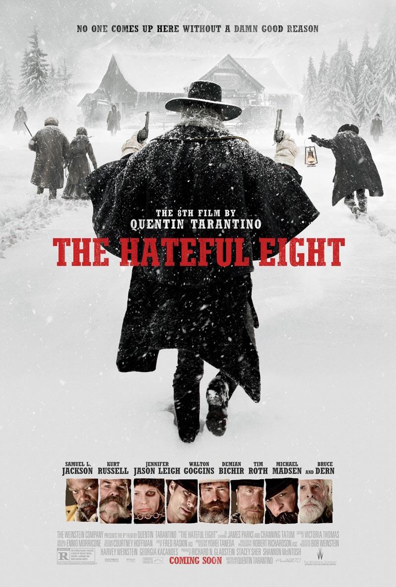 The Hateful Eight: il final poster del film