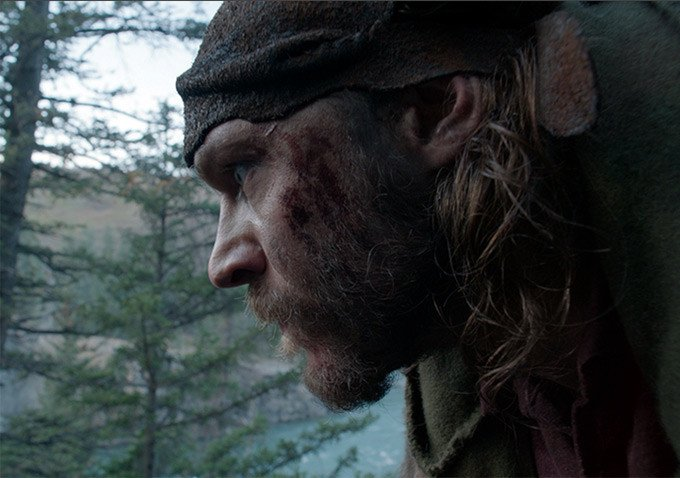 Revenant - Redivivo: Tom Hardy in una foto del film