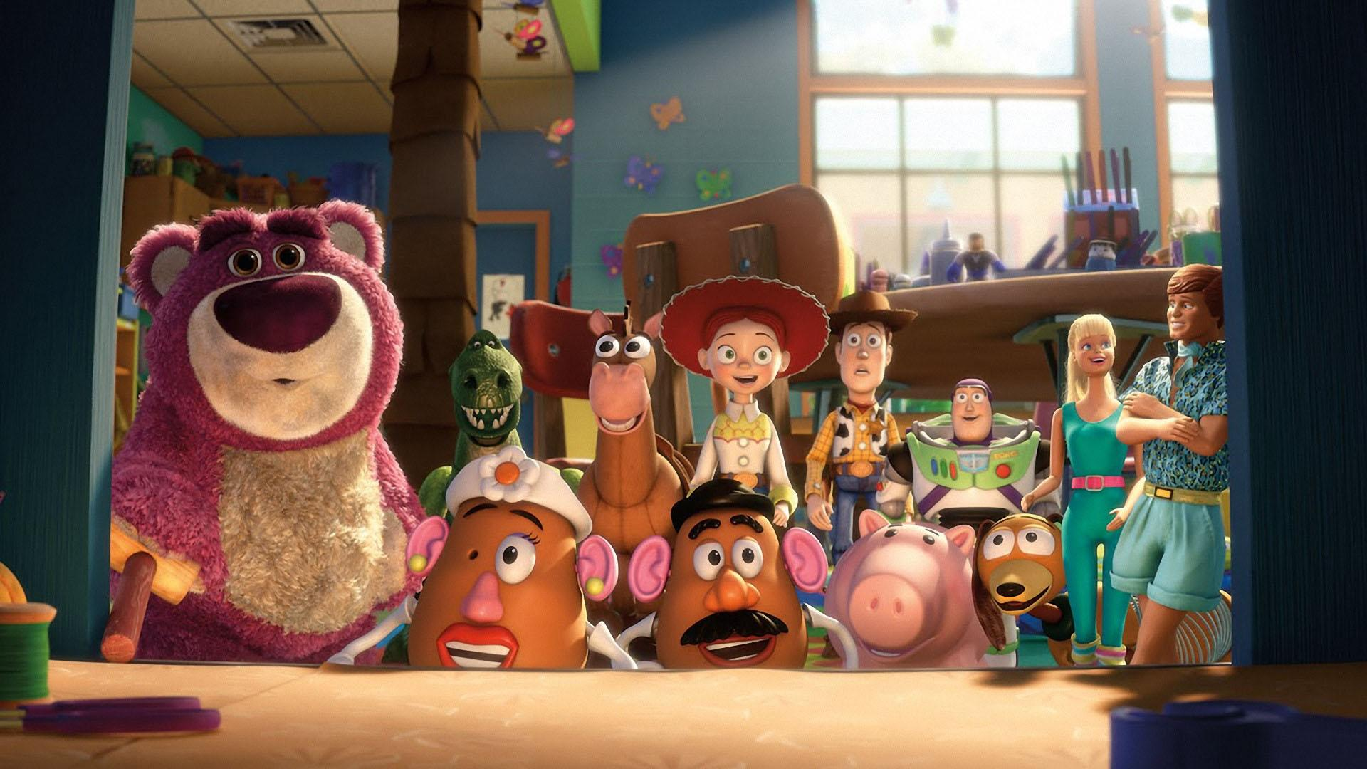 Un'immagine di Toy Story 3