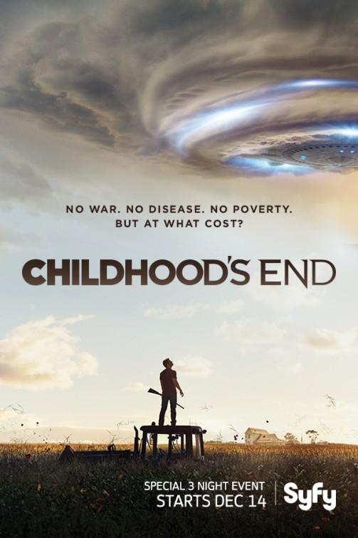Childhood's End: la locandina della serie
