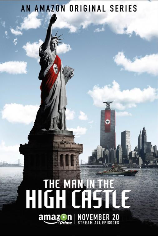 The Man in th eHigh Castle: un poster della serie