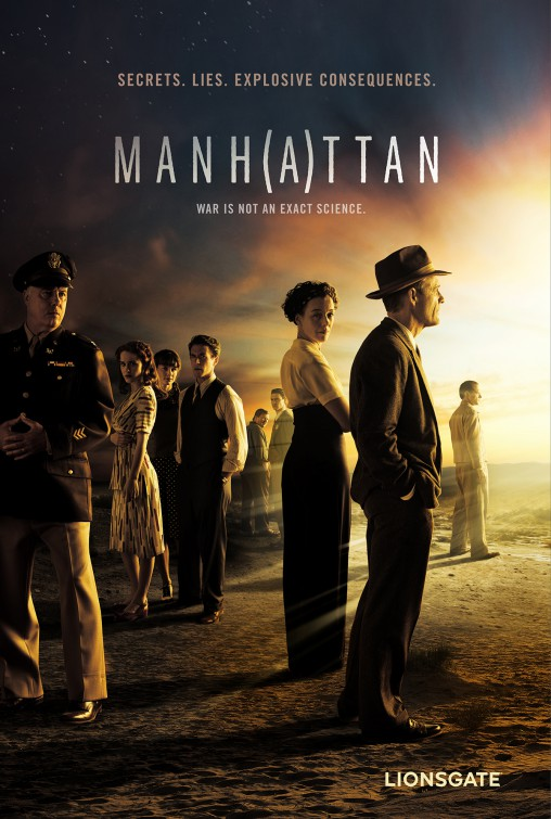 Manhattan: un poster per la seconda stagione