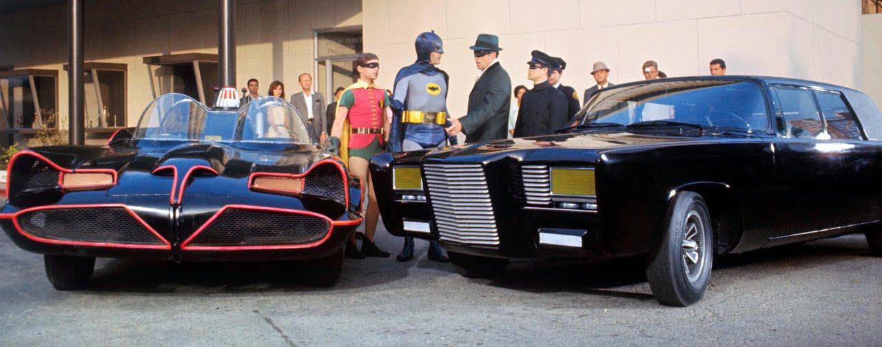 Una foto di Batman vs. Green Hornet