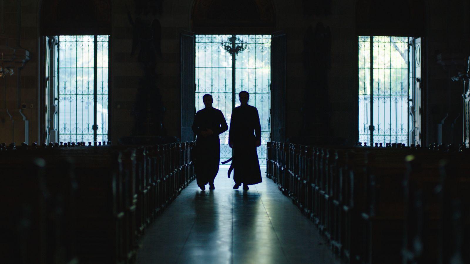 Chiamatemi Francesco - Il Papa della gente: un'inquadratura del film di Luchetti