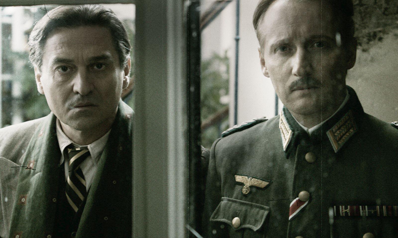 Francofonia - Il Louvre sotto occupazione: un'immagine del film di Sokurov